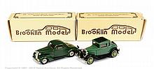 PAIR inc Brooklin No.3 Ford, No.4 Chevrolet