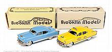 PAIR inc Brooklin No.29X 1953 Kaiser Manhattan