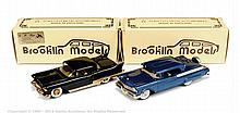 PAIR inc Brooklin No.27X, 28X Special - 1957