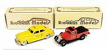 PAIR inc Brooklin Dodge and Packard - No.16X