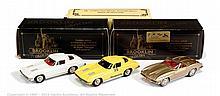 GRP inc Brooklin Chevrolet Corvette boxed car