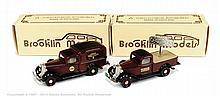 PAIR inc Brooklin No.16 Dodge Van and Pickup