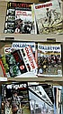 QTY inc Military Magazines, 100+ Assorted Issues