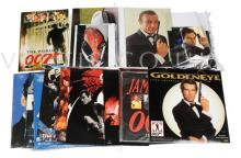 QTY inc James Bond Memorabilia Lot.