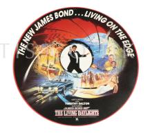 The Living Daylights (1987) Mobile. Fine