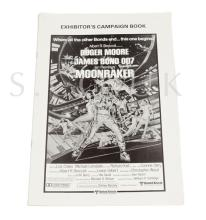 Moonraker (1979) UK Exhibitors Campaign Book