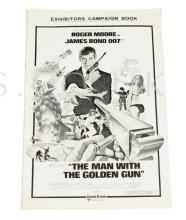 The Man With The Golden Gun (1974) UK Exhibitors