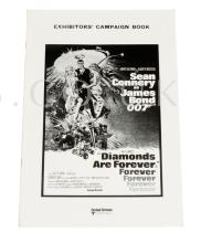 Diamonds Are Forever (1971) UK Exhibitors