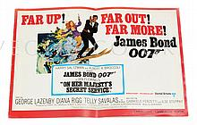 On Her Majesty's Secret Service (1969) UK