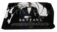 Skyfall (2012) Film Poster. UK Quad. Poster was