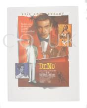 Dr. No (1962, R-1997) Official LE Lithograph