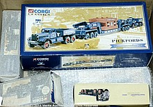 GRP inc Corgi Classics 1/50th scale Lorries