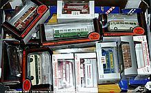 GRP inc EFE and Corgi assorted Bus models - EFE