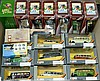 GRP inc Corgi Classics OB Coaches and Tramline