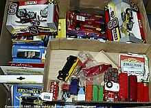 GRP inc Dinky, Polistil, Ertl and other assorted