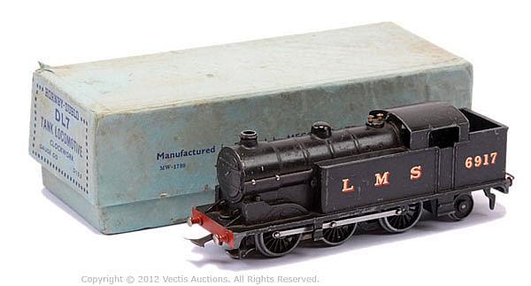 Hornby Dublo (pre-war) 3-rail 0-6-2 LMS 6917