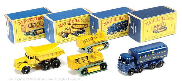 GRP inc Matchbox Regular Wheels No.6C Euclid