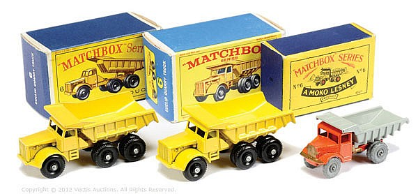 GRP inc Matchbox Regular Wheels No.6A Quarry