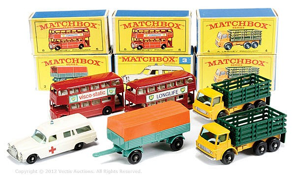 GRP inc Matchbox Regular Wheels No.2D Mercedes