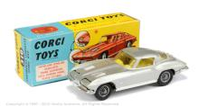 Corgi No.310 Chevrolet Corvette Stingray
