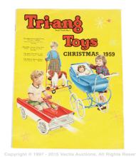 Triang Lines Bros 66M CF Limited Christmas
