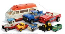 GRP inc Tonka Rescue Ambulance and Car - Rescue