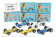 GRP inc Politoys (Penny) Racing cars Lola