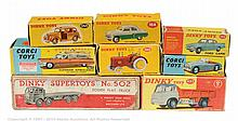 GRP inc Dinky empty boxes No.143 Ford Capri