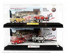 PAIR inc Il Bialbero Alfa Romeo race car
