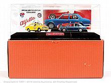 Il Bialbero 30th Anniversary Alfetta 2002 set