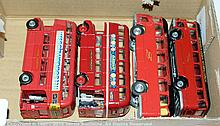 GRP inc Corgi unboxed Buses Midland Red Coach