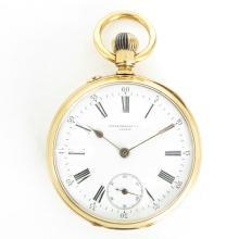 18KG Patek Philippe & Co Pocket Watch 1887