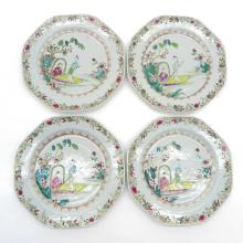 Lot of China Porcelain Plates