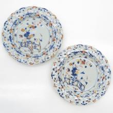 18th / 19th Century China Porcelain Imari Plates