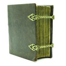 18th Century Bible from Dordrecht Netherlands