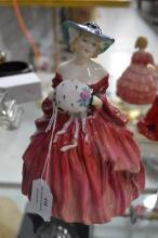 Royal Doulton Genevieve figure HN1962, approx 19cm H