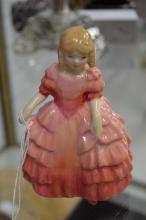 Royal Doulton Rose figure HN1368, approx 12cm H