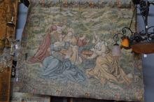 Metrax Large tapestry, scene from one of the six tapestries