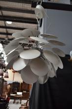 Modern designer light fitting