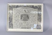 Framed print of