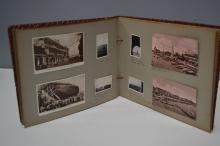 Australian album collection of photos & postcards for the Queen Elizabeth II coronation