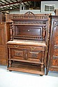 Antique French Henri II walnut two height