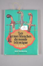 Jacob, A. Les armes blances du monde islamique. 1985. Large hardcover. 254 pages, many fine plates. French text. A major and essential reference. Long out of print.