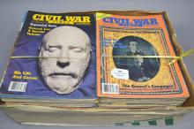 The Civil War Times, Over 100 issues 1978 to 1998