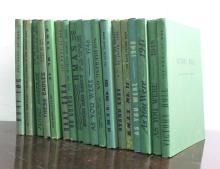 A set of 18 Australian military book inclduing äs you were