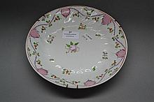 Early Coalport dish/plate Patt No 8. Painted with