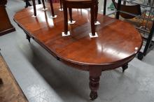 An antique Colonial Balmoral solid cedar
