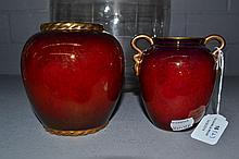 Two Carltonware