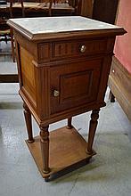 French Henri II nightstand