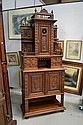 Antique French Brittany buffet